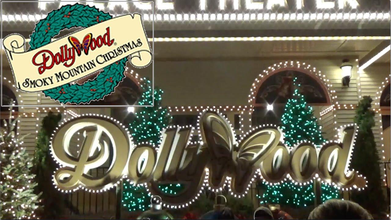 Dollywood Christmas.Smoky Mountain Christmas At Dollywood 2016