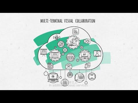 Huawei's Enterprise Cloud Communication Solution