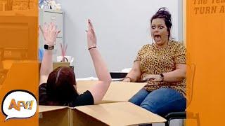 She'll NEVER Trust a Box AGAIN! 😂 | Funniest Pranks & Fails | AFV 2021