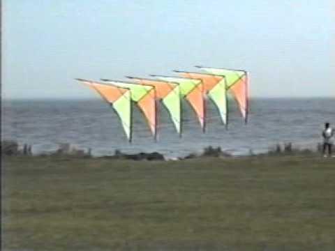 Laser Kite Six Pack