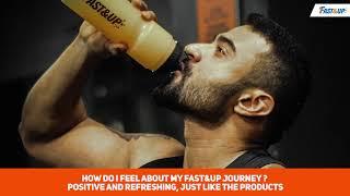 Fast&Up Athlete Journey X Arunava Bhattacharyya