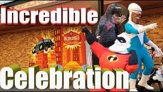 The new Incredibles Celebration will make you dance around Pixar Place. We went on opening day.