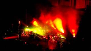 The Cure - Meathook - Royal Albert Hall 15/11/2011