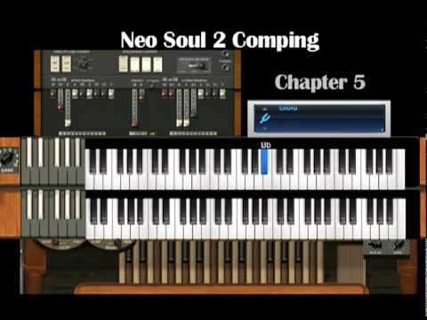 Learn Hammond B3 Gospel Organ :: Neo-Soul Comping Setting