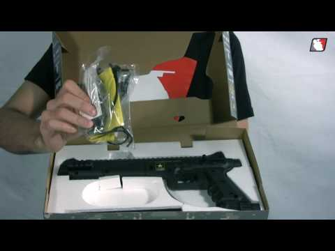 Tippmann US Army Carver One Tactical Marker - Paintball Gateway