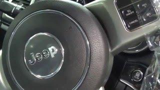 Обзор в авто Jeep Grand Cherokee 2012 г.(Overland) магнитолы Winca M263 (S160) Android OS.