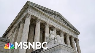 Supreme Court Tosses Ruling Against Florist Refusing To Serve Gay Couple   Velshi & Ruhle   MSNBC