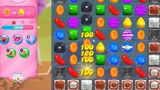 Candy crush saga level 1206 Hard