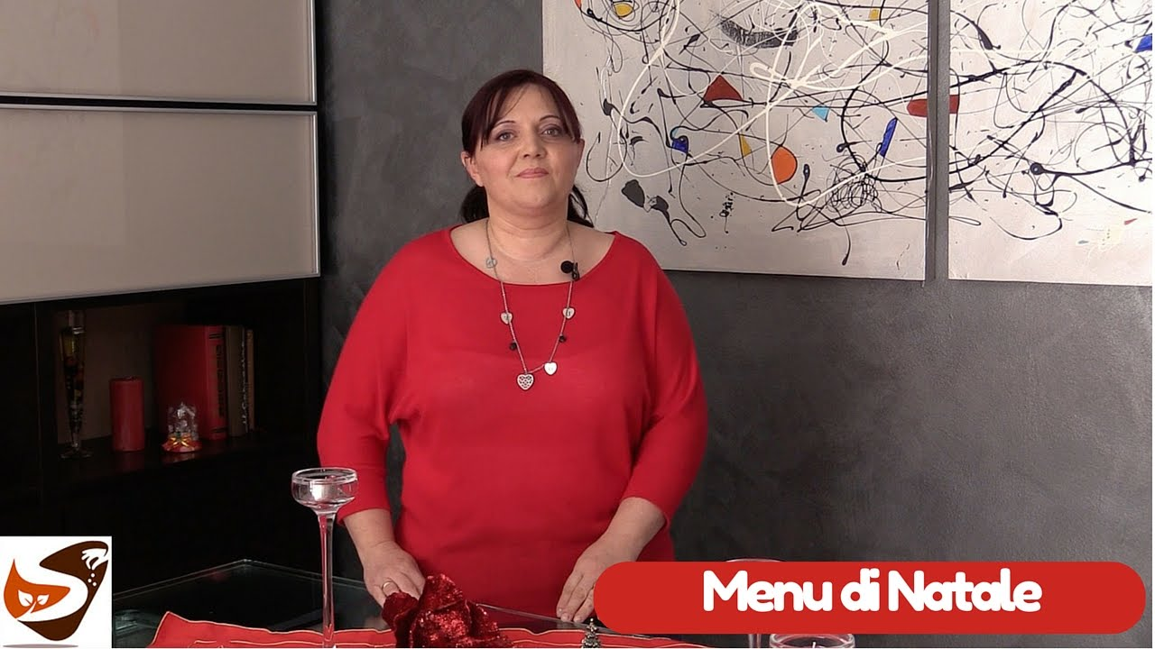 Pranzo di natale menu per la cena della vigilia ricette di cucina italiana christmas menu - Menu per ospiti a pranzo ...