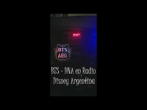 bts dna radio