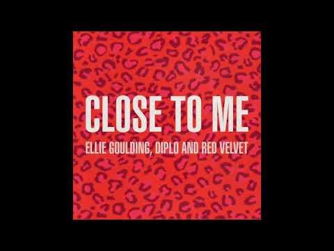 Close To Me (Red Velvet Remix) - Ellie Goulding, Diplo, Red Velvet [AUDIO/MP3]