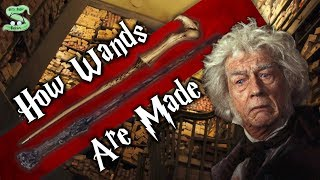 How Wands Are Made Explained