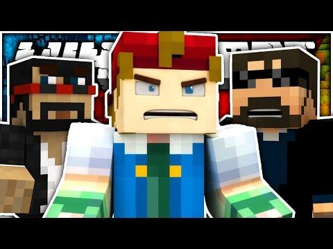Minecraft | THE POKÉ TEAM CHALLENGE - Valor / Mystic / Instinct