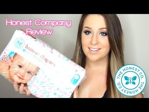 Honest Company Diaper Service Review!!