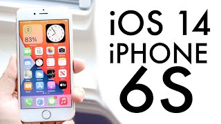 iOS 14 OFFICIAL On iPhone 6S! …