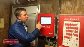 Chore-Tronics® 3 Poultry House Control