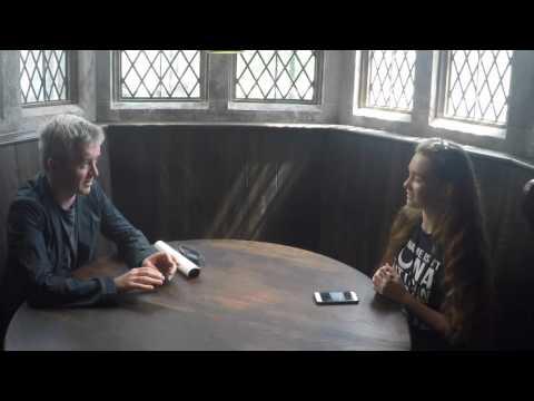 MuggleNet s Alan Gilmore