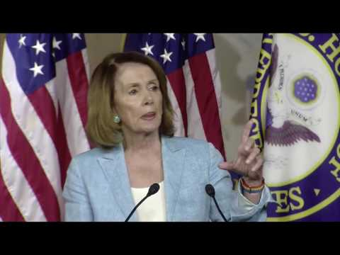 Pelosi slams 'outrageous' accusations from Republicans about Democrats' rhetoric
