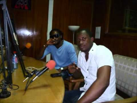 RICHIE ROO VIBE FM RADIO INTERVIEW, ACCRA GHANA