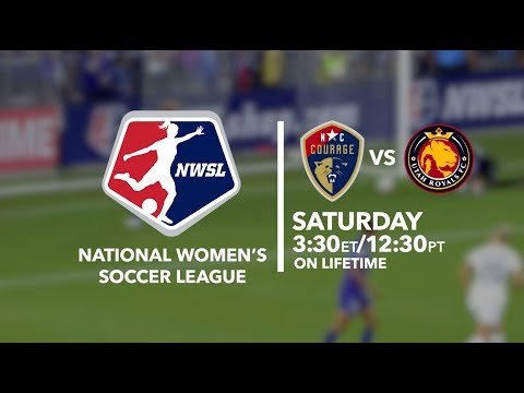 ##NCvUTA | April 21, 3:30 p.m. ET | NWSL Game of the Week on Lifetime