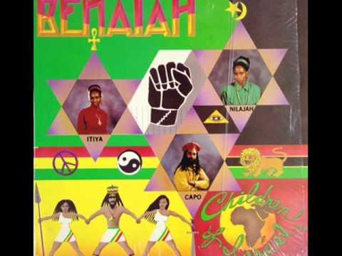 Benaiah - Jah Spirit (Children Of Israel - 1990)