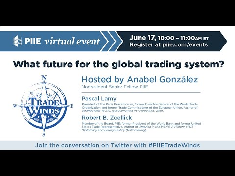 What future for the global trading system?