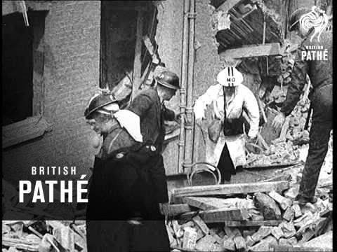 Londons Biggest Blitz (1941)