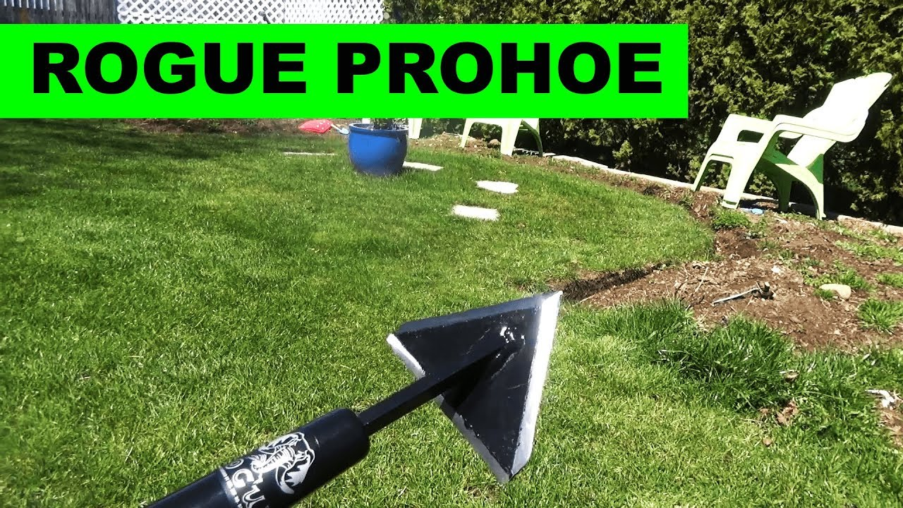 Rogue Hoes The Best Garden Hoe You Ll Find Makes Weeding Super
