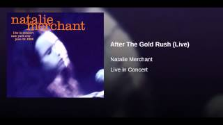 After The Gold Rush (Live)