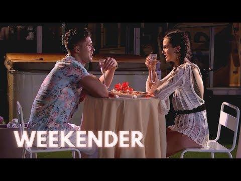 Megan Gets Her Date with Jordan | Ibiza Weekender