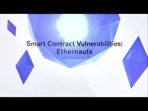 Smart Contract Vulnerabilities: Ethernuats
