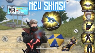 NEW COUNT DRACULA FULL OUTFIT + VECTOR FOUNTAIN SKIN IN RULES OF SURVIVAL!