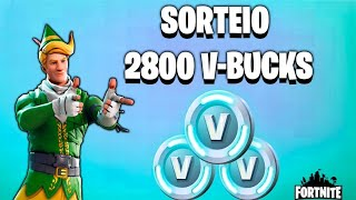 FORTNITE-* * 2,800 V-BUCKS DRAW ON YOUR ACCOUNT!