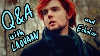 Colors, Brushes and Paper【Q&A with Laovaan #2】 (English Subtitles)