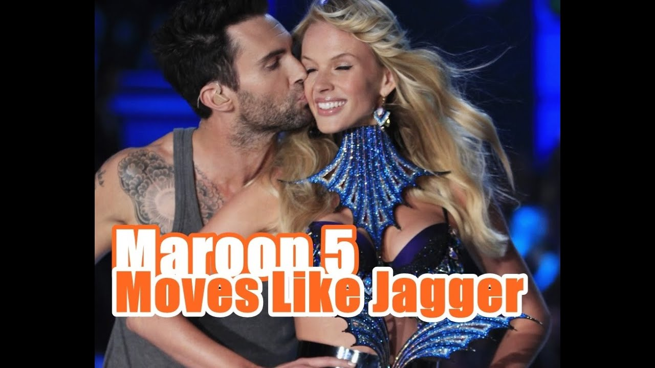 Maroon 5 lead singer dating victorias secret model