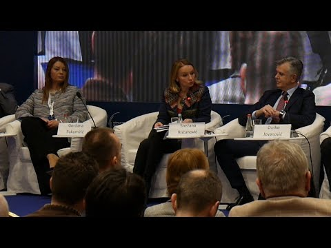 KBF 2018 - Panel 8:  Key points of the insurance agenda for Serbia 2018