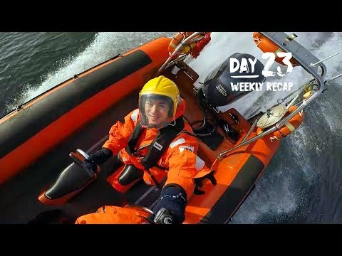 Helsinki visit, fireman training and much more