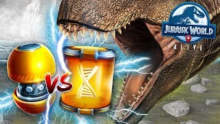 Do NOT spend BUCKS on THIS!!! - Jurassic World Alive | Ep55 ( Jurassic GO )