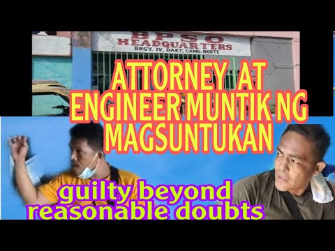 ATTORNEY AT ENGINEER NAGKAGULO SA BARANGAY KUYA @Val Santos Matubang UMAWAT NA