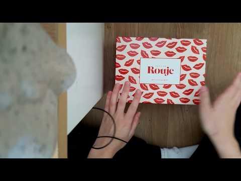 ASMR unboxing - my little box septembre & octobre
