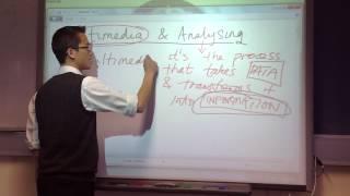 Multimedia & Analysing