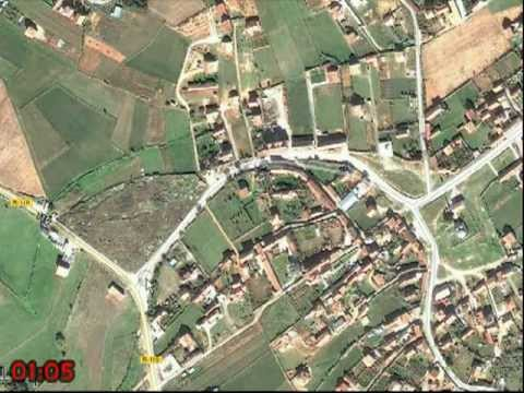 mapa srbije satelit BELLANICA****** (satelit) 2012*******map******   YouTube mapa srbije satelit