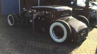 Download 1929 Chopped & Channelled Model A Coupe (4) Mp3 and Videos
