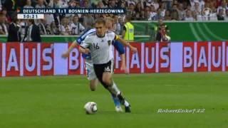 Deutschland - Bosnien 3-1 (Fussball Letzter WM Test 2010)