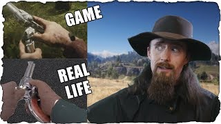 Super-Human Reload in RDR2! (Over-Analyzing Realism for Fun)