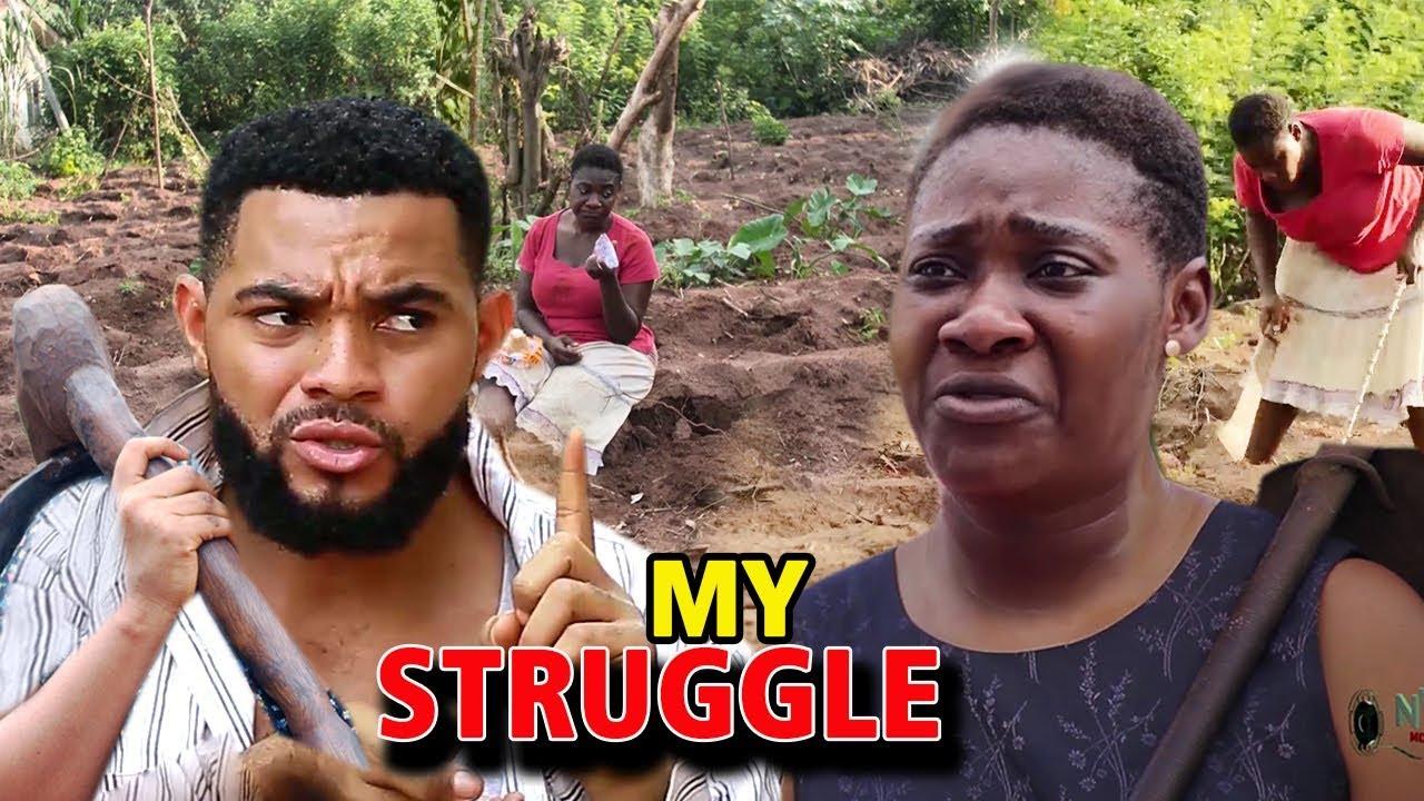 Download My Struggle FULL MOVIE Season 3&4 NEW MOVIE HIT' Mercy Johnson 2019 Latest Nigerian Nollywood Movie