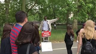 Speaker's Corner - London (Hyde Park)