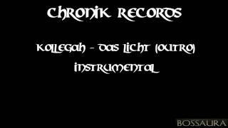 Kollegah - Das Licht (Outro) [HD] [Instrumental]