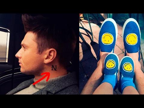 фото татуировок в честь сына