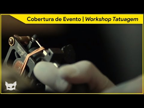 Workshop de Tatuagem em Aquarela - Muka - Siamese Tattoo